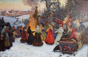 появление Нового года на Руси